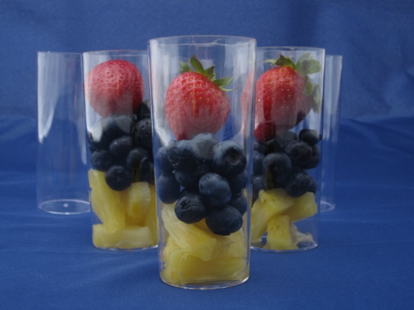 Here are the shot glasses I used for the Jell-O Shot Parfaits. SO fun!